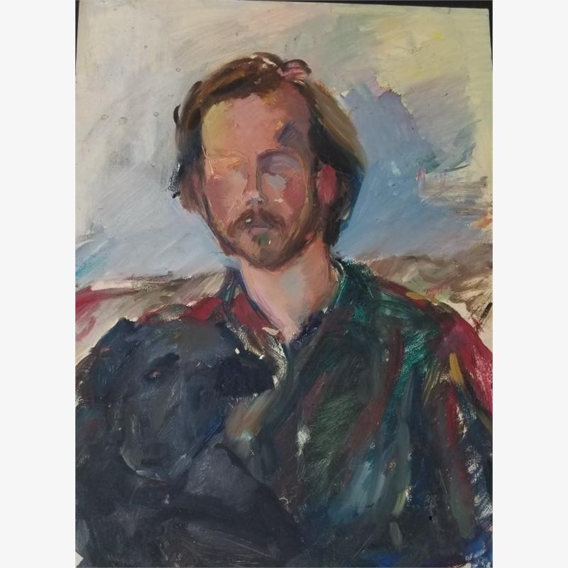 Portrait, 2019