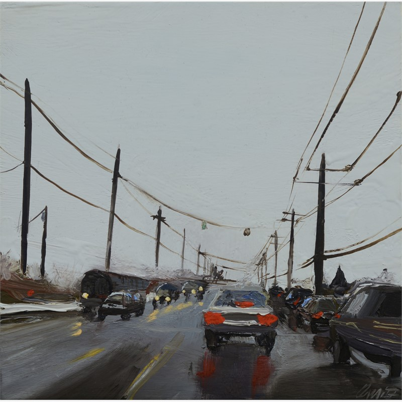 Traffic Rain