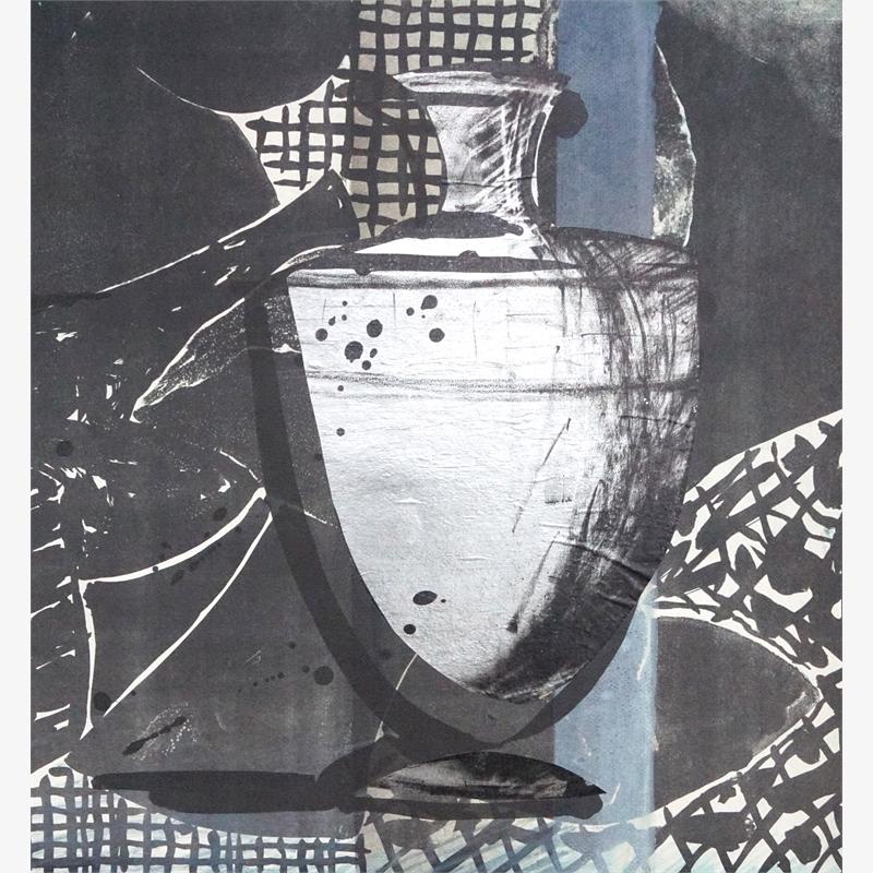 Silver Vase, 2019