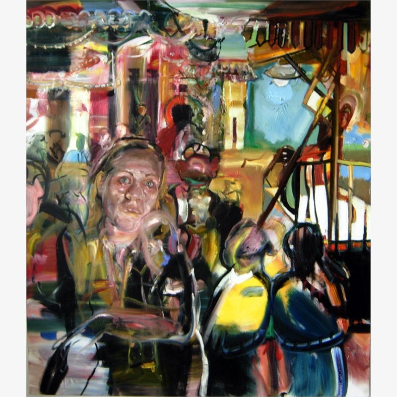 Leaving the Fairground, 2010