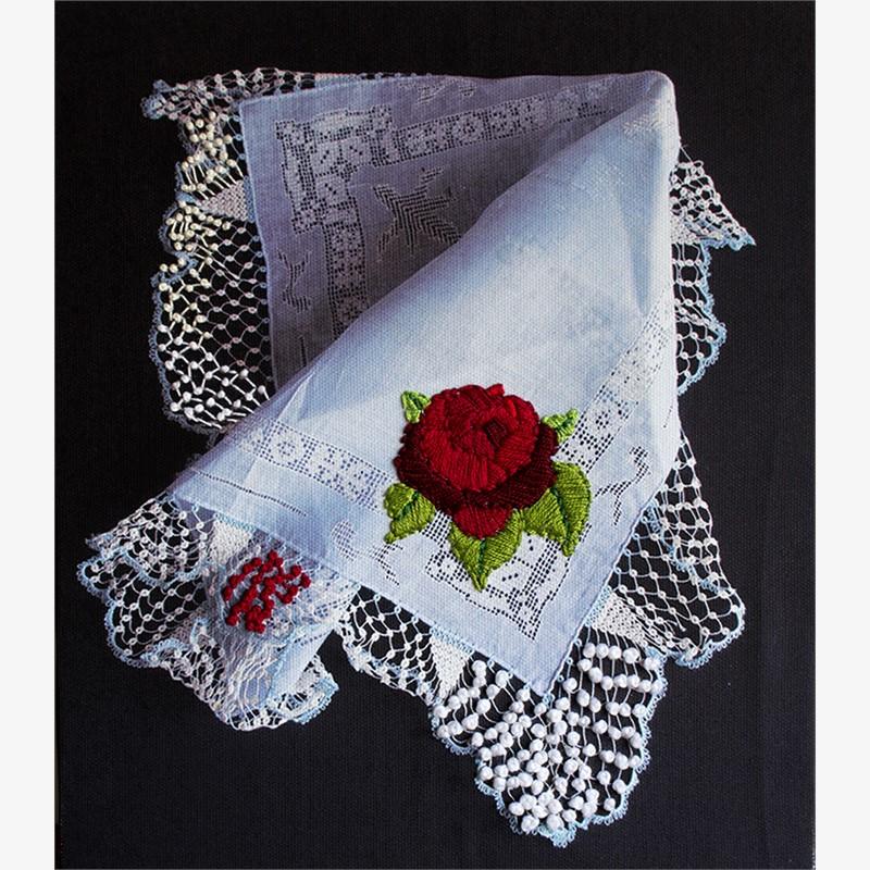 Clue: Handkerchief