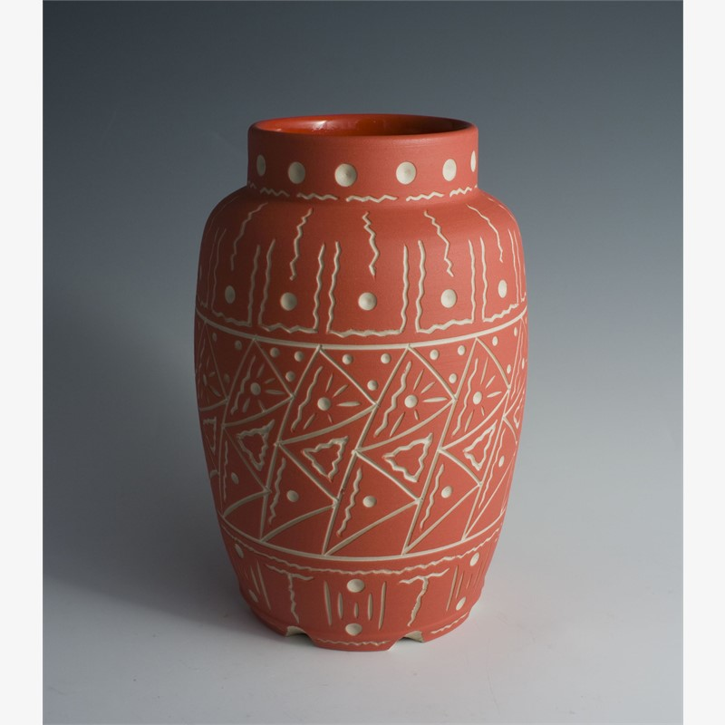 Vase (Small/Red), 2019