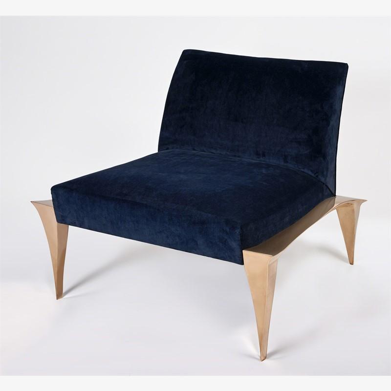 Bronze Armchair, 2016