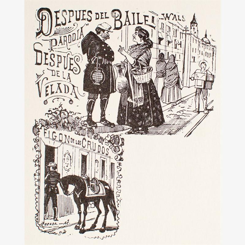 Despues del Baile, ca. 1880-1910