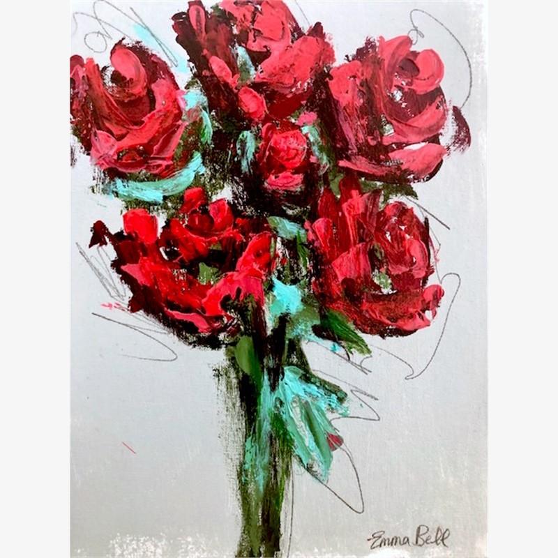 Valentine Roses #12, 2019