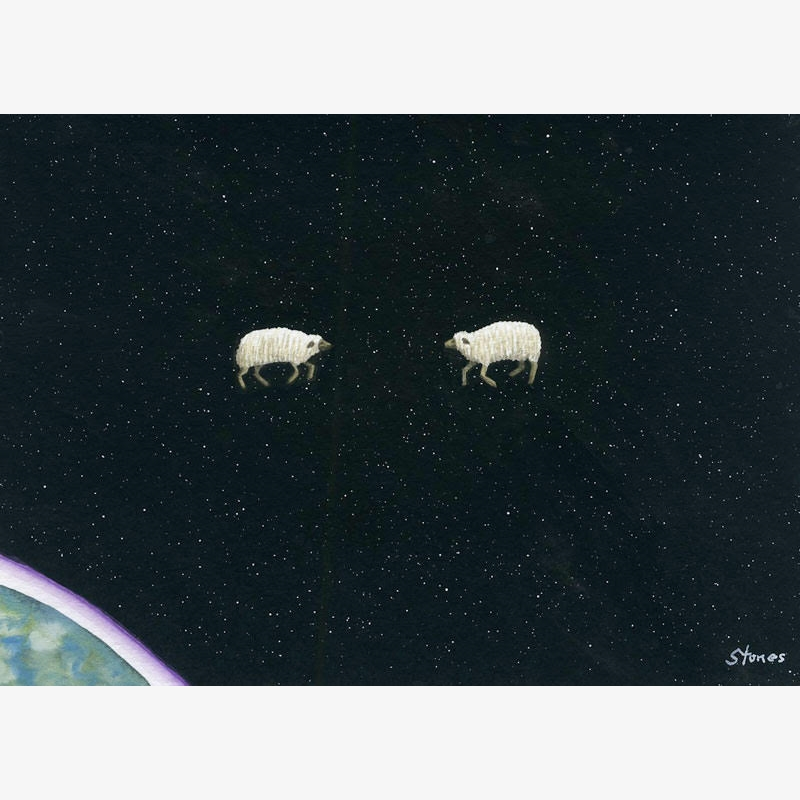 Sheep In Orbit
