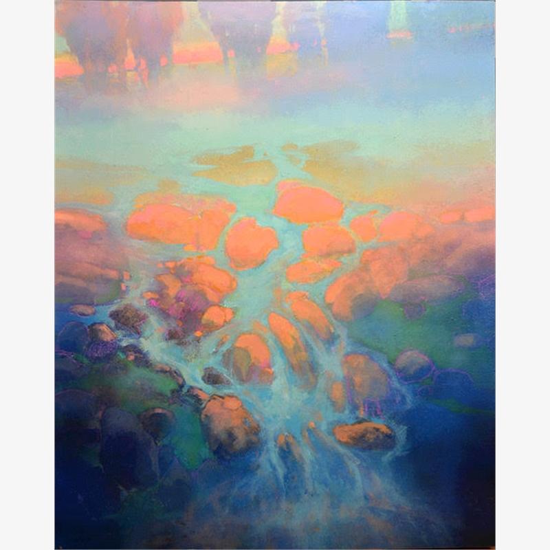 Mystic Stream:  Alamosa 2140