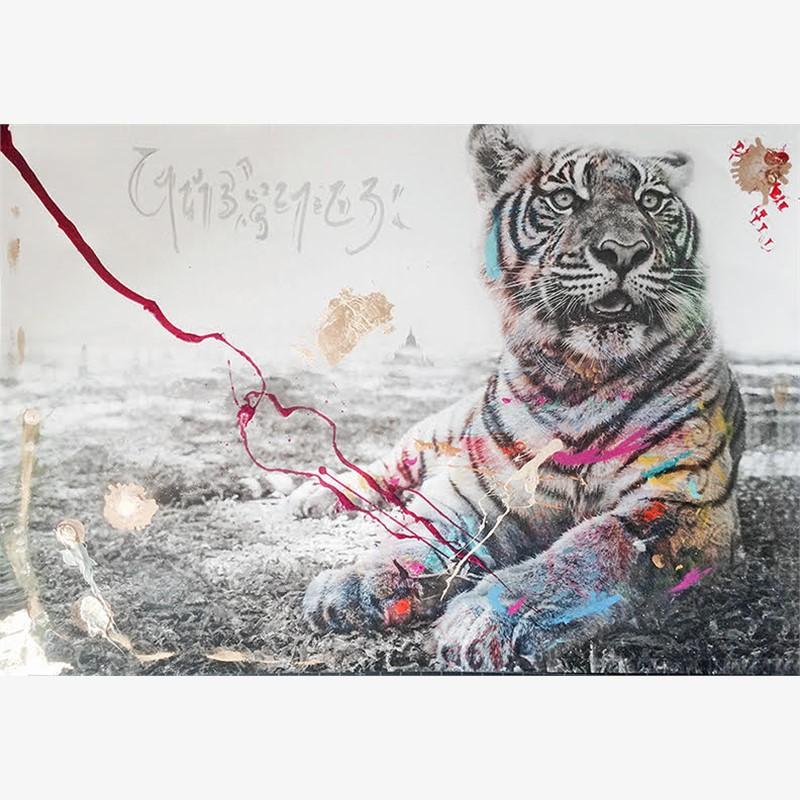 Le Tigre (/12), 2016
