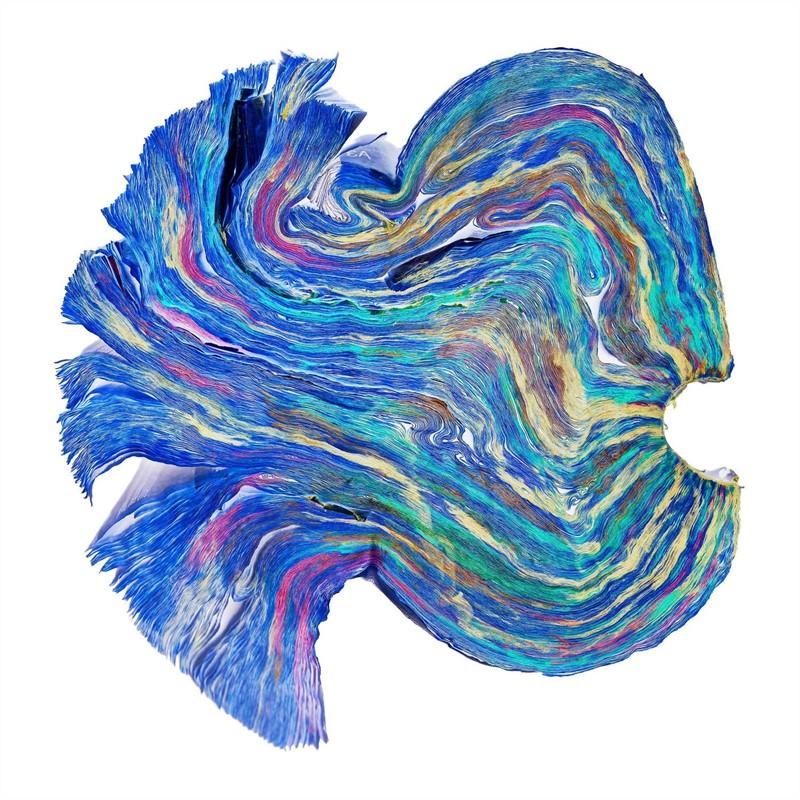 Blue Fish (6/9), 2011