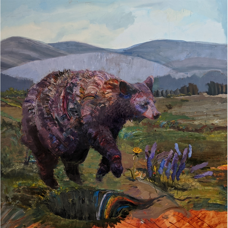 Bear I Am Afraid Of