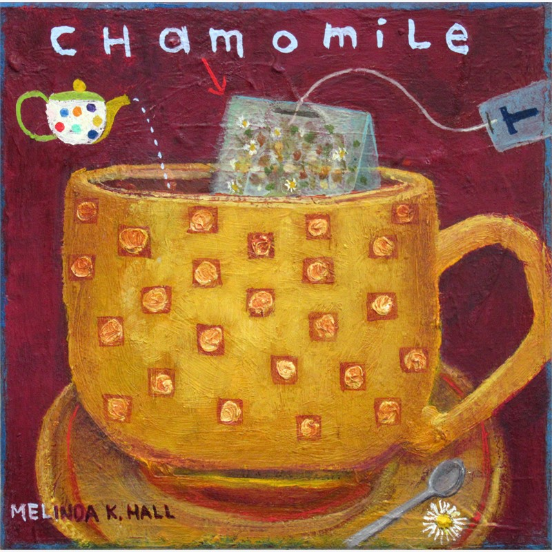 "Chamomile, from ""Gimme Comfort-July 2019"""