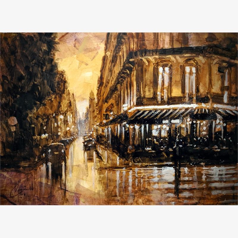 Sepia Tone, Paris III