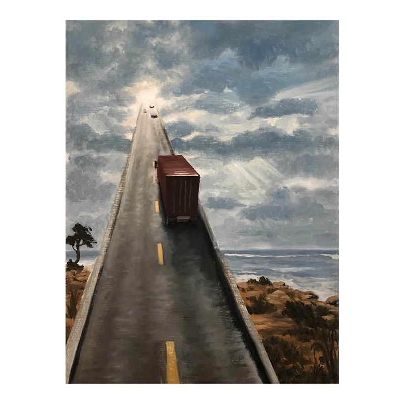 The Driver's Dream by Jackson O'Brasky