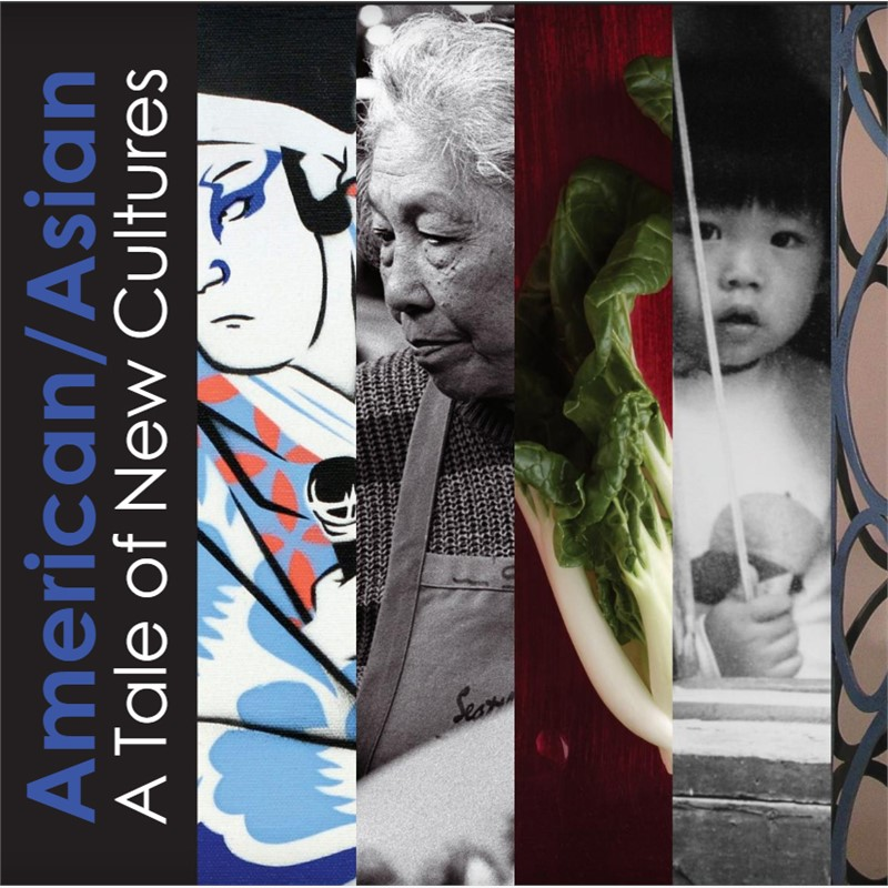 American/Asian: A Tale of New Cultures   Exhibition Catalog, 2009