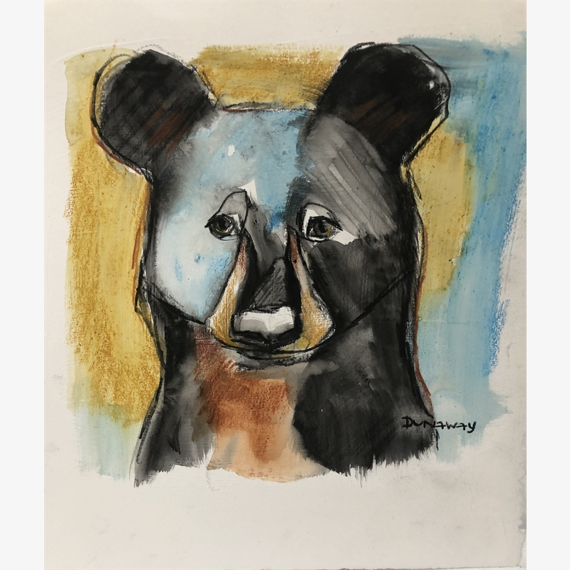 If Picasso was a Bear, 2019