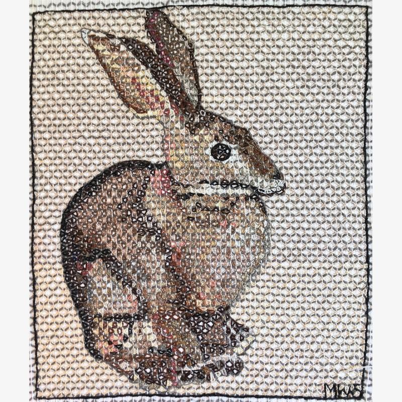 Riverine Rabbit (Vanishing Kingdom), 2018