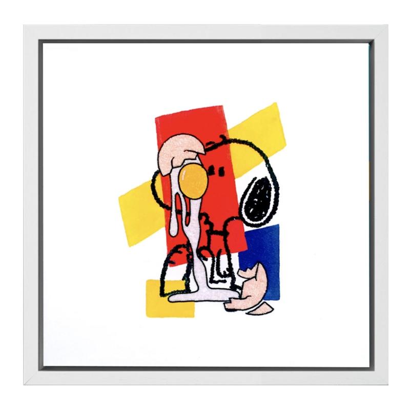 Snoopy egg II, 2016