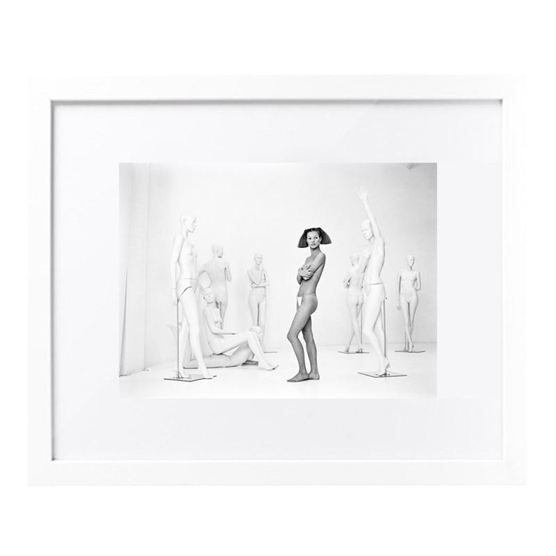 Kate & Mannequins (3/20), 1992
