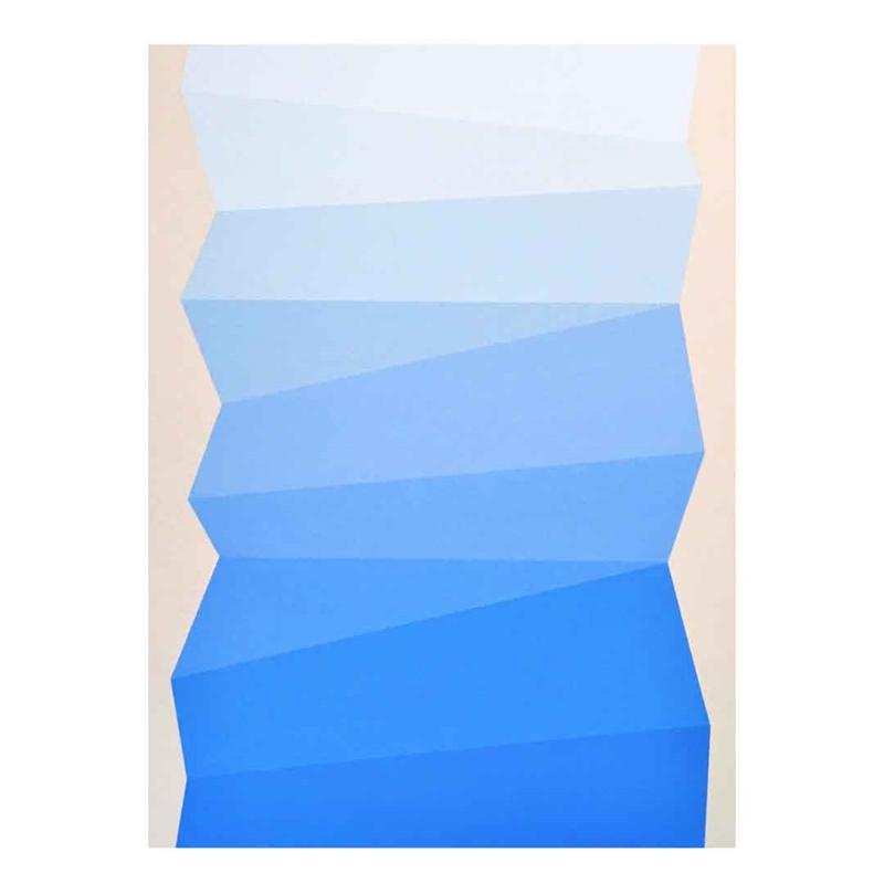 Azul St Barth #3, 2020