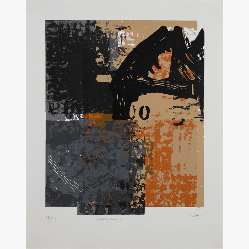 Improvisation (11/20), 2005