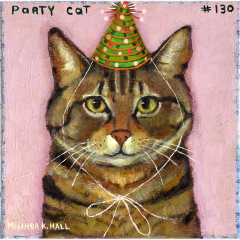 Party Cat #130