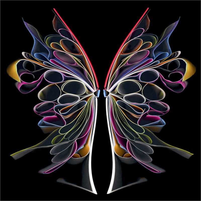 Butterfly 2 (4/15), 2006