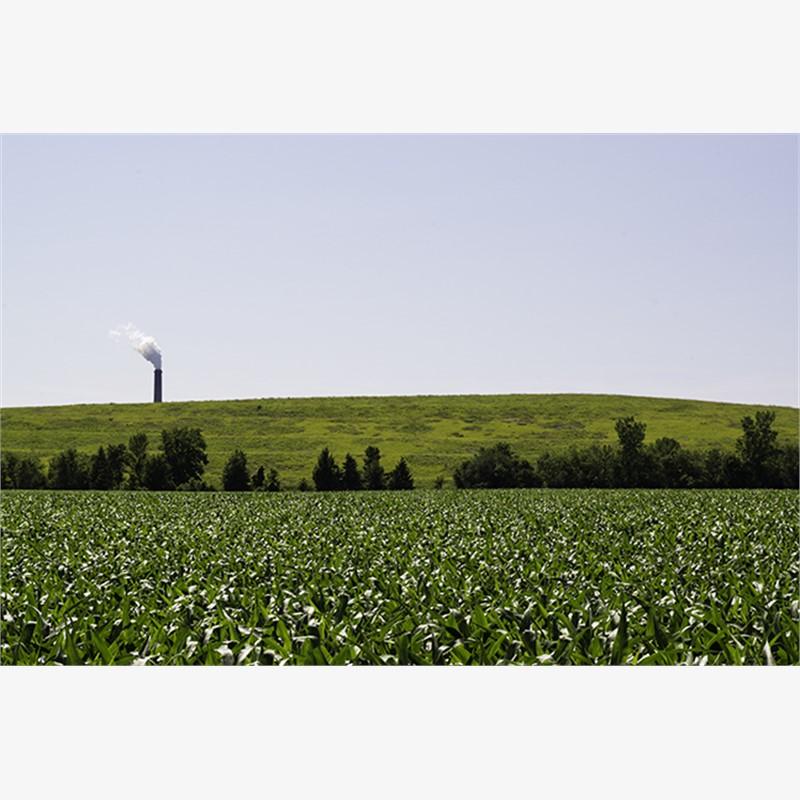 Niagara Country Coal Fired Power Plant, 2016