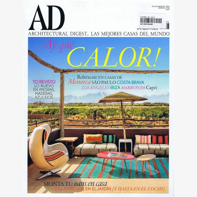 AD, Spain, August, 2014 - Jacques Jarrige