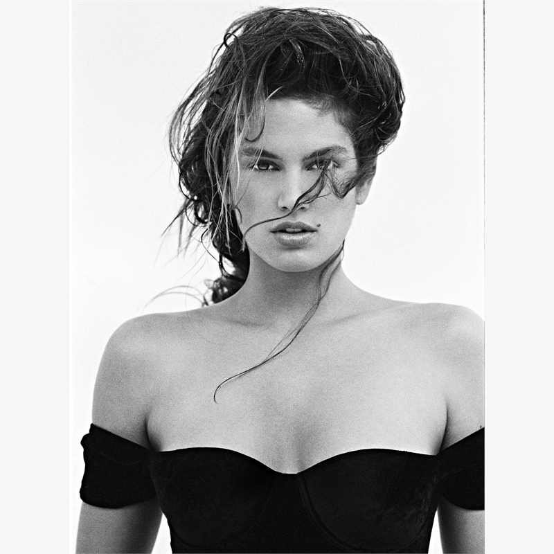 Cindy Crawford by Marco Glaviano