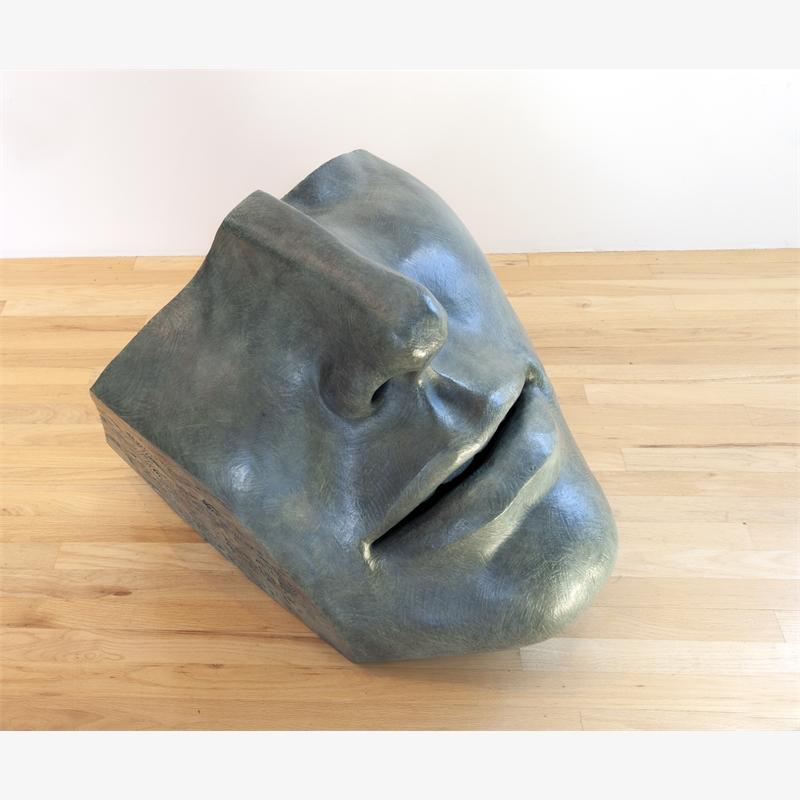 Large Face Fragment III ed 7/12