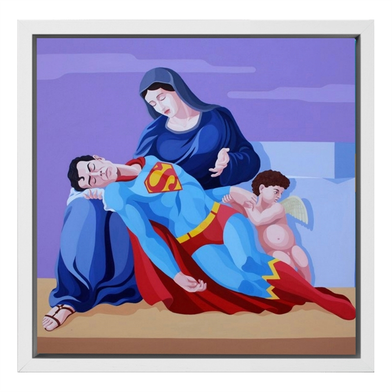 La Pietà di Superman, 2016