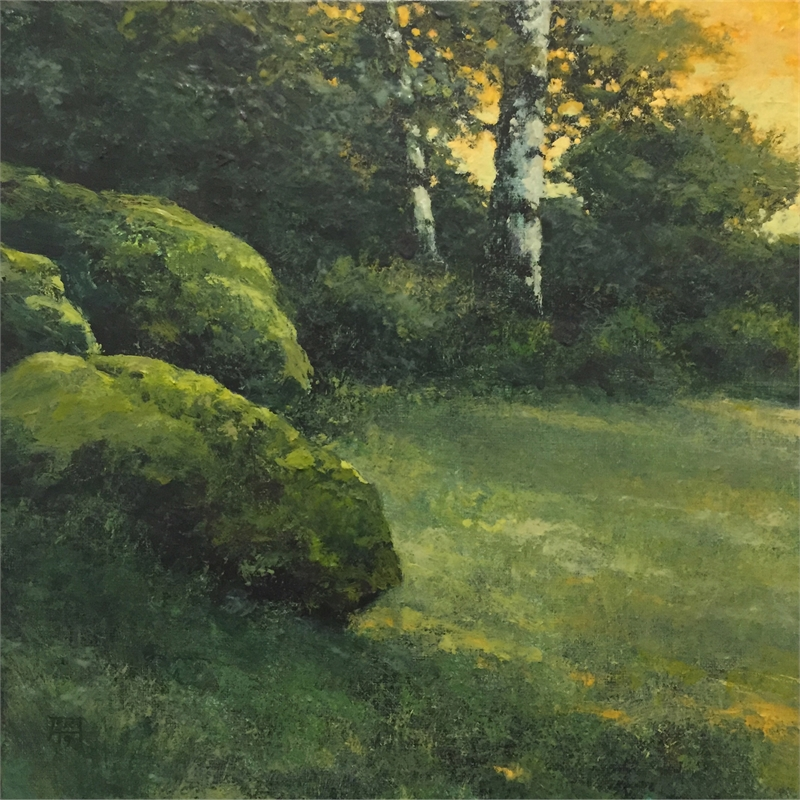 Field and Stone Study