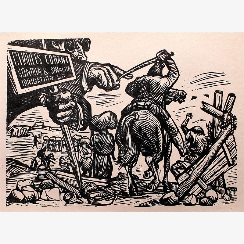 Despojo de la Tierra a los Yaquis, 1960