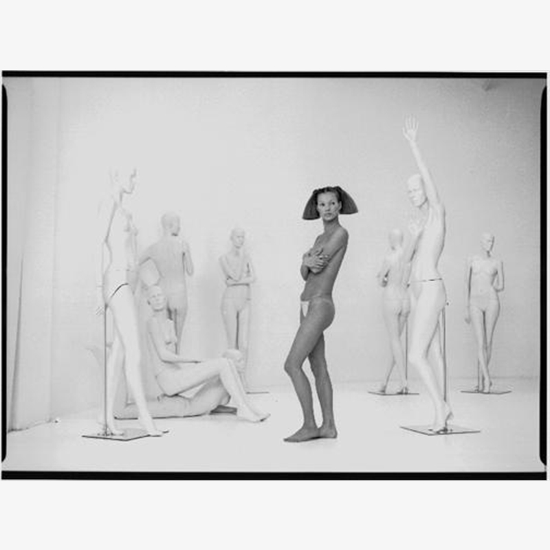 Kate and Mannequins  (1/20), 1992