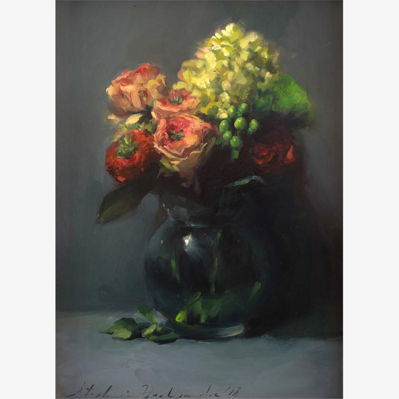 Grassy Eye Bouquet