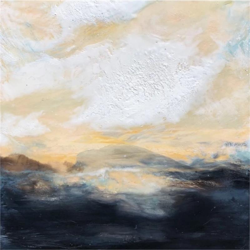 Selfscape, Breathing Dreams Blue, 2019