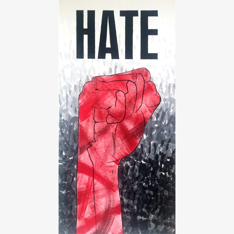 Hate, 2016