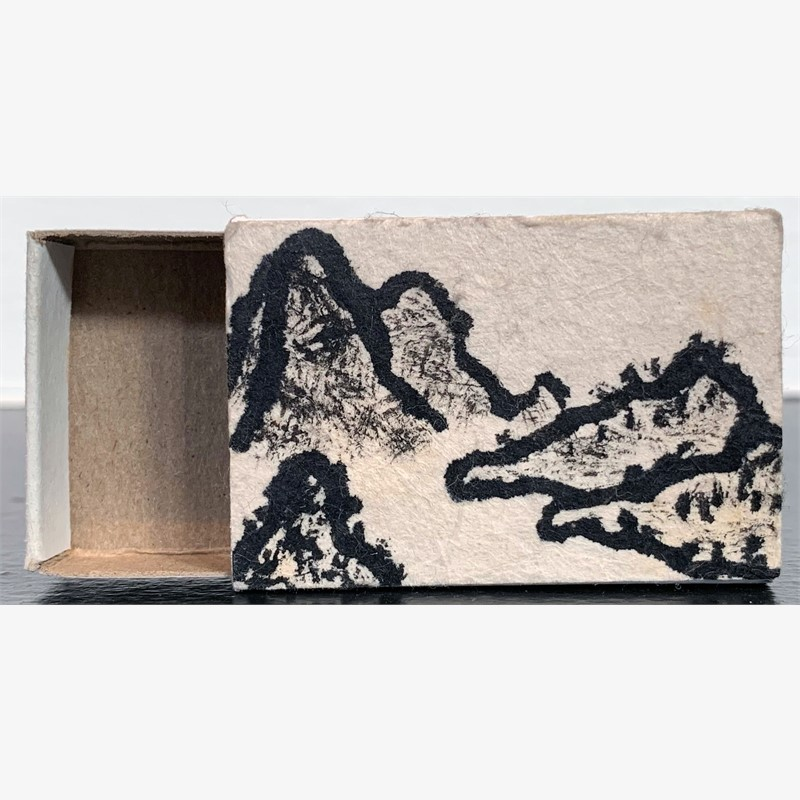 Mountain Visions matchbox 4, 2010