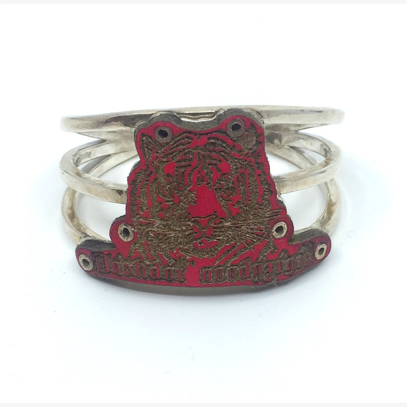 Tiger Bracelet (Red), 2019