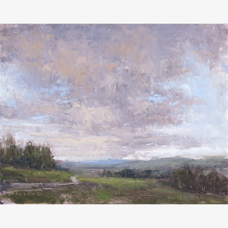 Storm over Dales by Jane Hunt