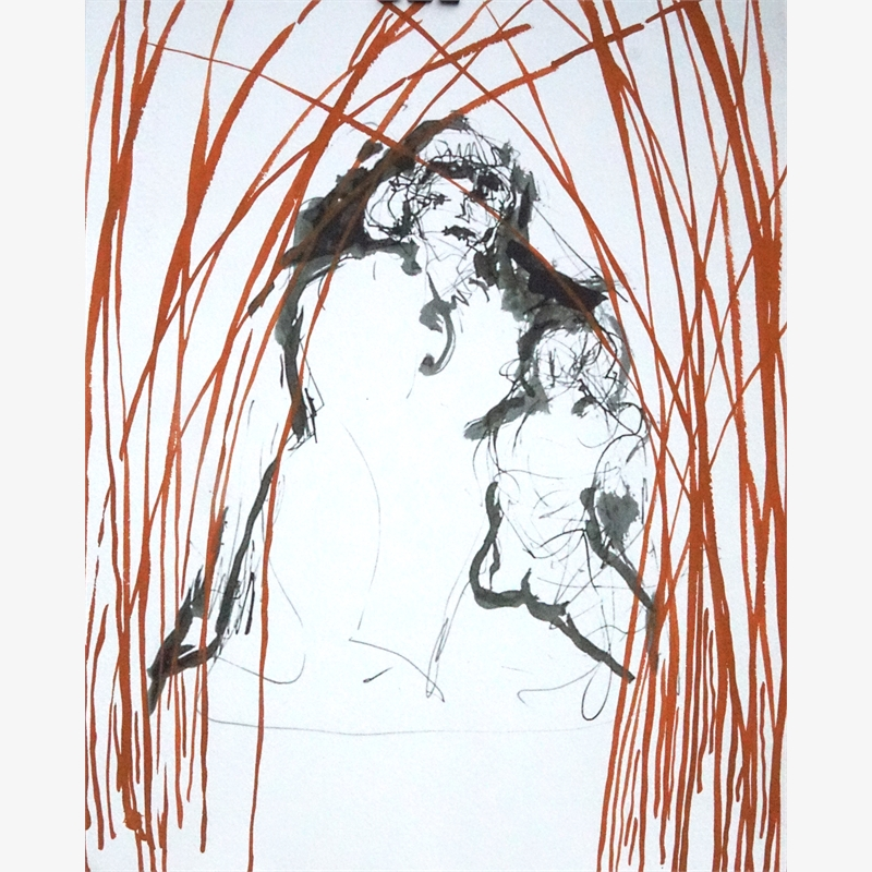 Woman and Child, 2004