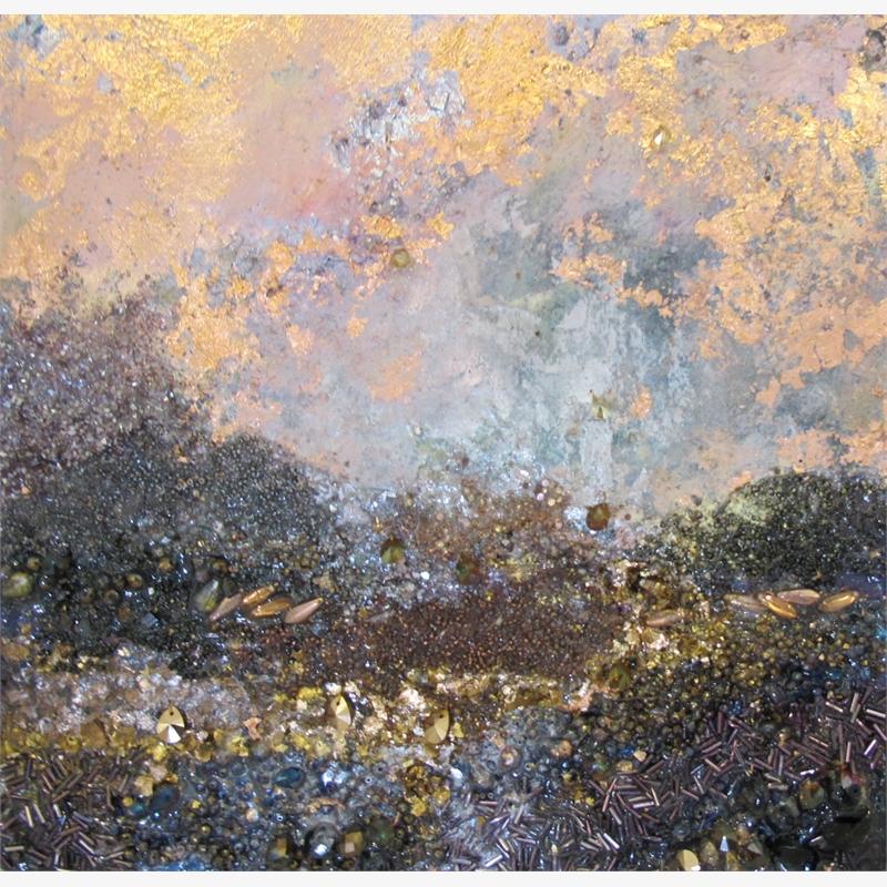Lithium Sunset (mini), 2014