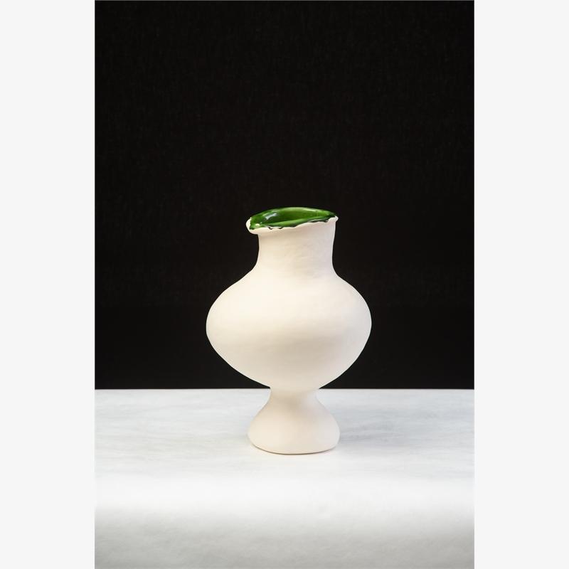 """""""Aiguière"""" Ceramic, 2018"""