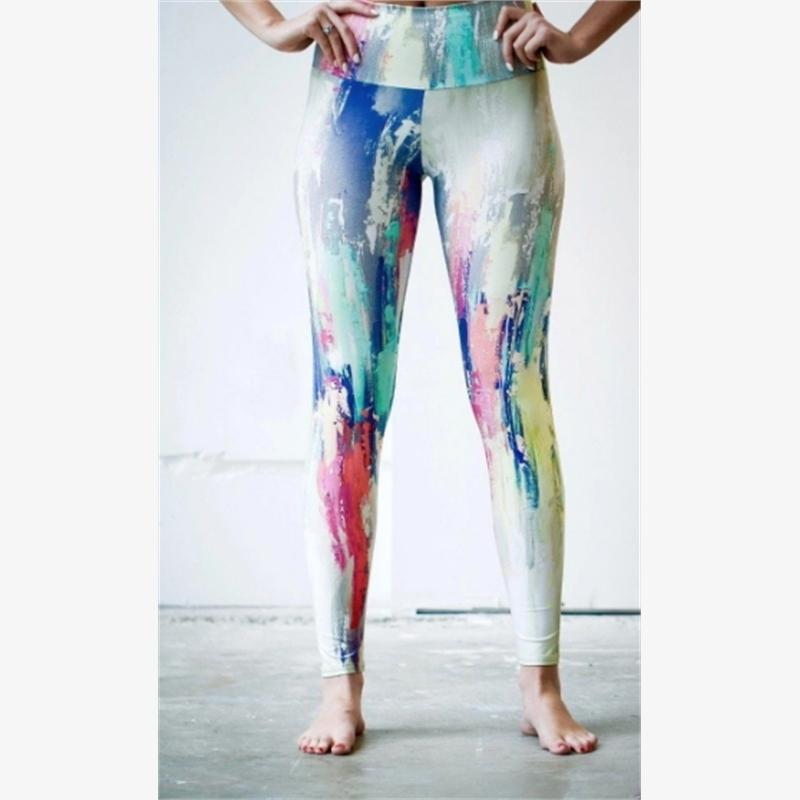 XS - Rainbow Legging 1, 2019