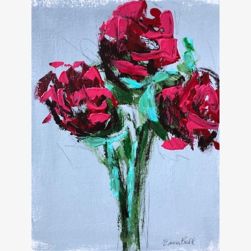 Valentine Roses #6, 2019