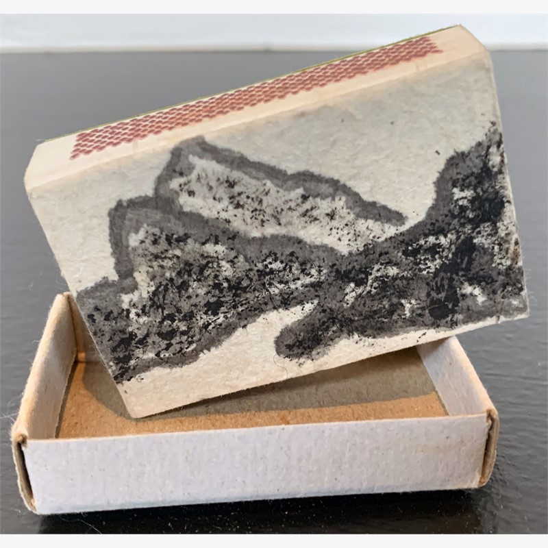 Mountain Visions matchbox 3, 2010