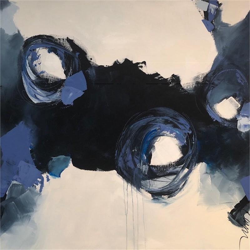 Blue I, 2018