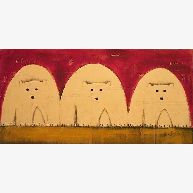 Whistler Triplets- SOLD