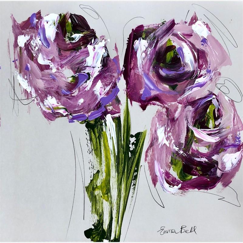 Lilac Roses II, 2018