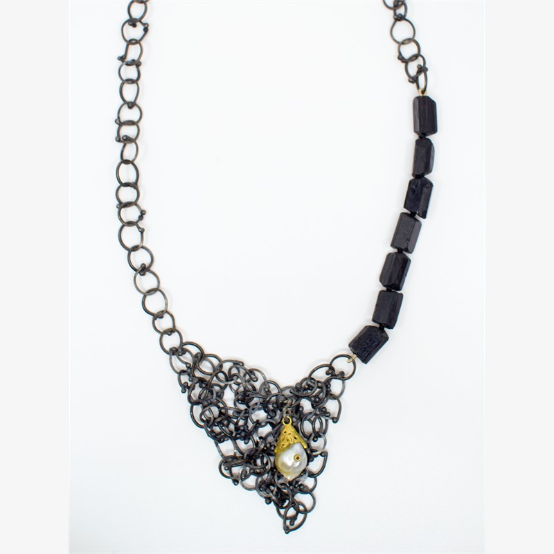 Chain-Maille Necklace, 2019